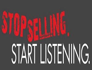 Als ik je maar 1 sales tip zou mogen geven…